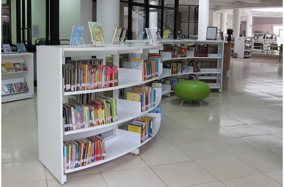 Internationale School van Kenia - Schoolbibliotheek