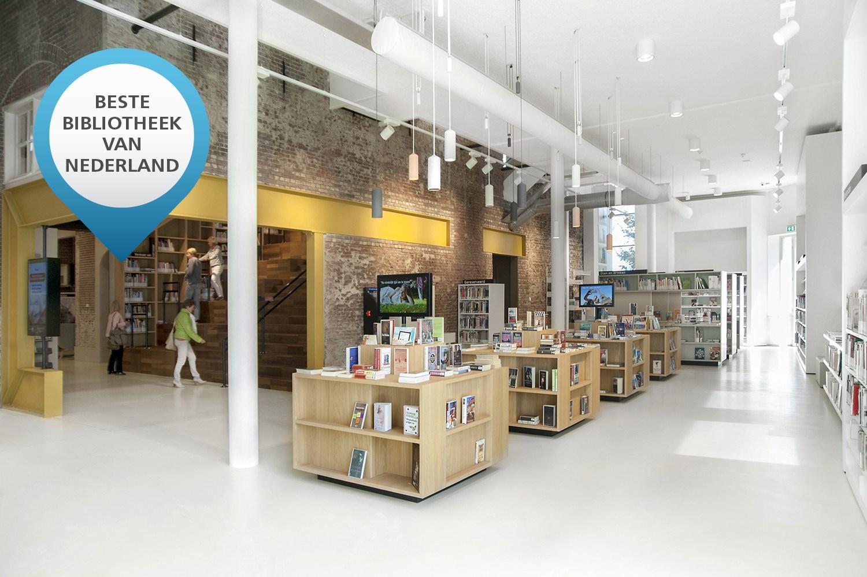 Bibliotheek Den Helder verkozen tot u201cBeste bibliotheek van Nederland u201d