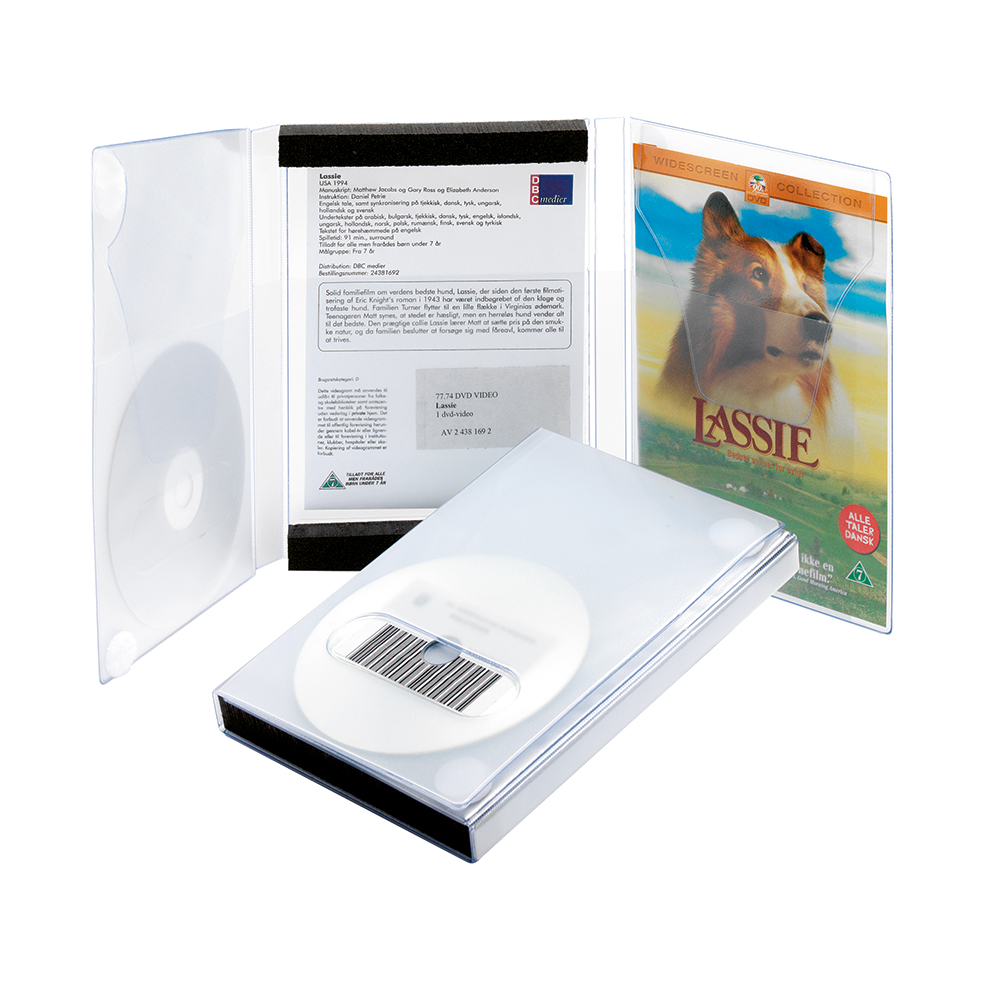 E167730 - CD/DVD box